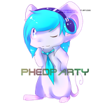 -Chibi Commission- Phedparty by Fierying