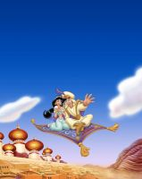 aladdin by burch00