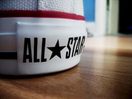 Converse all stars by Mitch-94