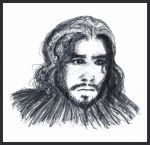 You know nothing, Jon Snow by captainkidnap