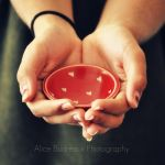 My Bowl Of Hearts by Alice-Budreaux
