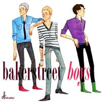 SH the bakerstreet boys by Fensterseifer