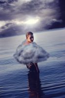 Maker of clouds by Jeni-Sue