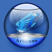 Articuno by AppleLily