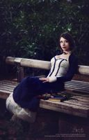 Bioshock Infinite Cosplay (Elizabeth): Lonely hour by IreneAstral