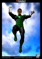 Green Lantern JLA by patokali