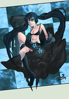 Black Rock Shooter by Gotetho