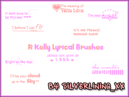 Lyrical Brushes by silver-lining-xx