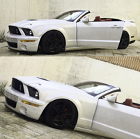 Shelby gt500 by HZON