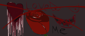 Love me speed paint by Ask-HetaoniShina