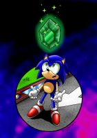 Sonic CD - Special Stage by Dill-Tasker