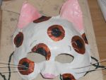 Cat Mask by JeenaLight