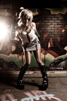 Rock on by saelle