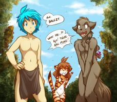 Loancloth Color by Twokinds