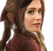 Aerith [Realistic] by Ventus08