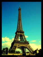 Eiffel Tower by faQy