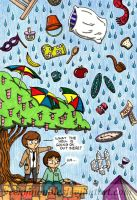 If it rained happiness by BeckyBumble