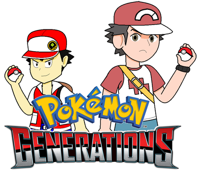 A Different Pokemon Generations by JBX9001