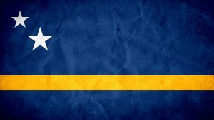 Curacao Grunge Flag by SyNDiKaTa-NP