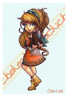 Boho Chic by cute-loot