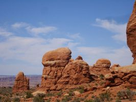 Arches National Park 007 by Lady-Trevelyan