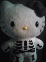 My Hello Kitty by bubblenubbins