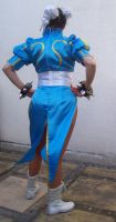 Chun Li Cosplay Epic Thighs by keidashu