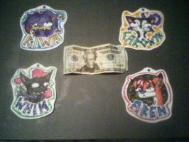 Speshul Badges Batch 2 by Axiroth