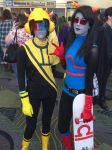 Megacon 2015 by Aerialacez
