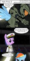Halo Pony 2 by Rainbow-Dassh