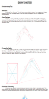 Foreshortening Tips by mldoxy