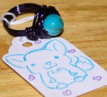 Kitsunes Ring by SqueekAndDestroy
