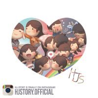 Official HJ-Story Instagram by hjstory