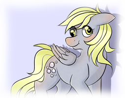 Super Shiny Derpy Mode by CloudBrownie