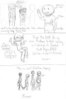 J's Daily Life Comix: Week 3 by Tozoku