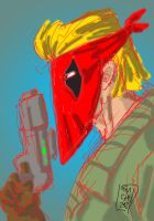 DSC - Grifter by Sassophiliaco