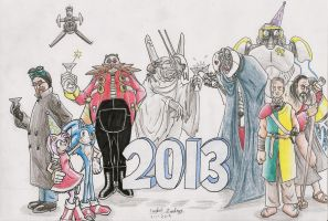 2013 by MrARTism