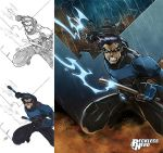 Nightwing by RecklessHero