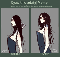 Draw this again meme 2 by Marta-Bit