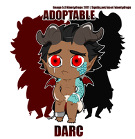 Adoptable Darc. by Ninetydrops