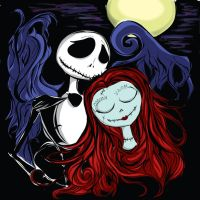Jack and Sally by exist-exit