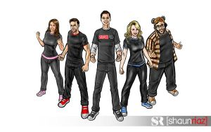 Sourcefed 5 by shaunriaz