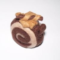 Chocolate Roll by bashstore