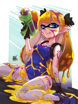 Splatting by ErMaoWu