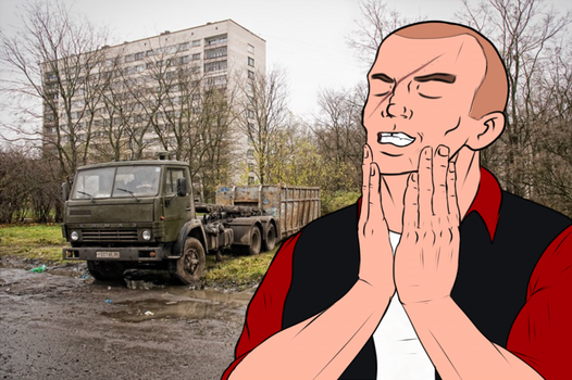 Sergei as Feels Good meme by Rolder