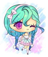 Chibi Adopt Auction 2 (SOLD) by mochatchi