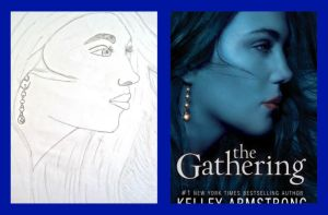 The Gathering Book Cover by JumpySquirrel