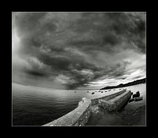 Fisheye my sky by Objectix