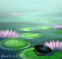 river by Arnelica