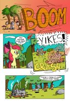 MLP - CMC and Gear Loose Page 2 by Cartoon-Eric
